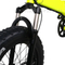 20 Inch Hidden Battery Electric Folding Fat Bike for Sale