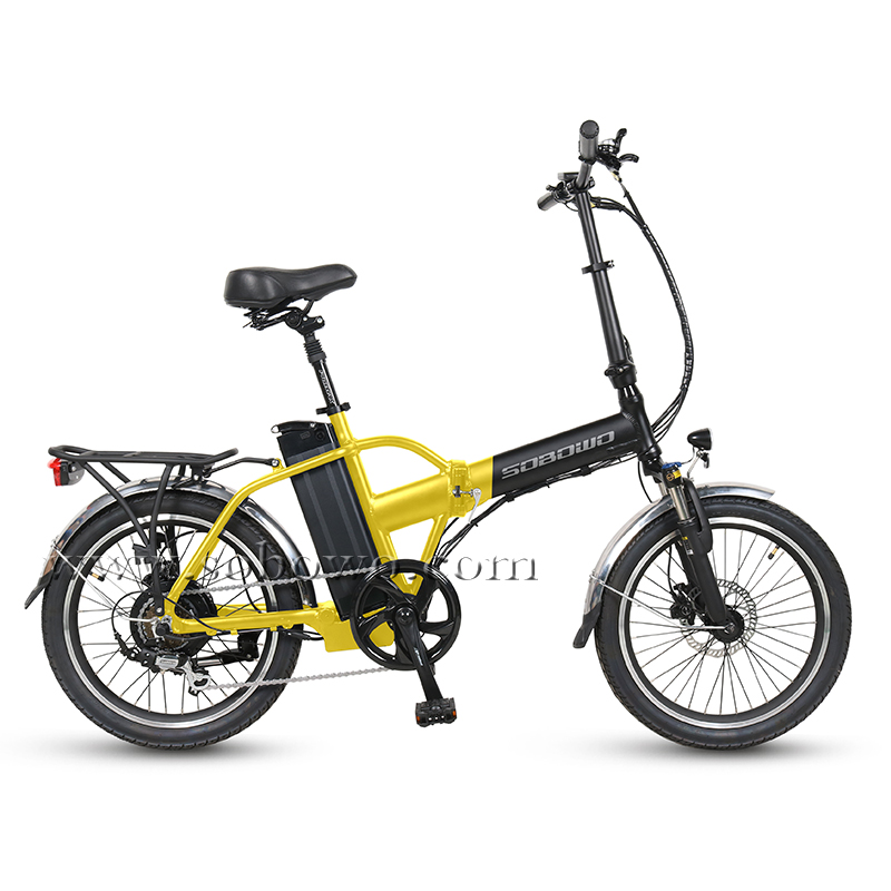 Model CF6 20 Inch Portable Folding City Electric Bike for Sale