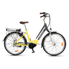 The Ergonomic Design SHIMANO Inner 3 Speed Gears Mid Drive Best Electric Commuter Bike
