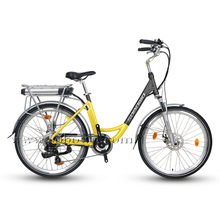 The Best Step-Thru Electric Bike for Commuting