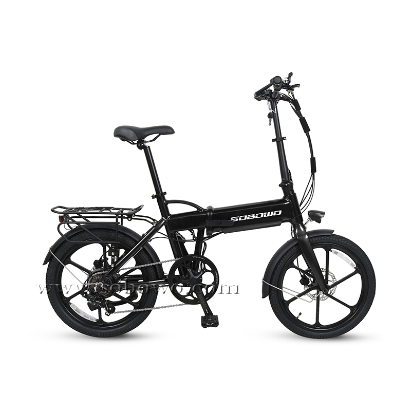 Model CF8 20 Inch New-designed Electric Folding Bike for Sale
