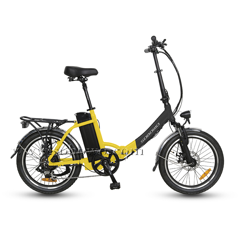 The Best Folding City Electric Bike for Women